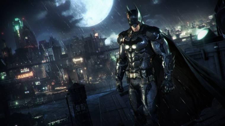 Az új Batman játék mellett készülhet a Hitman 3 és az Injustice 3 is bevezetőkép
