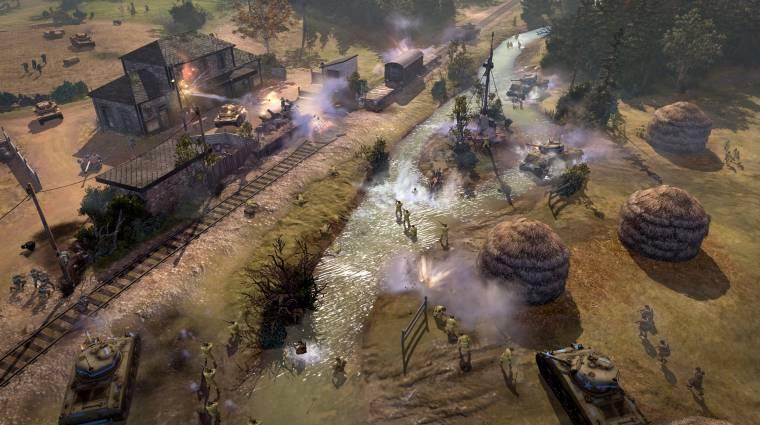 Gamescom 2014 - mit mutatnak nekünk a Company of Heroes 2 fejlesztői? bevezetőkép