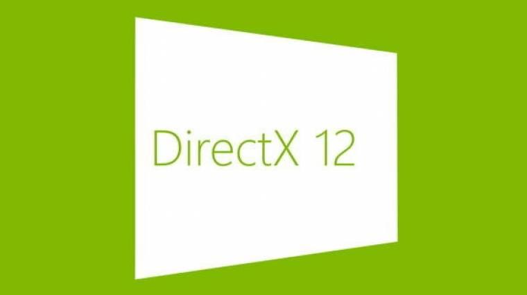 Kiderült, mikor jönnek a DirectX 12-es játékok bevezetőkép