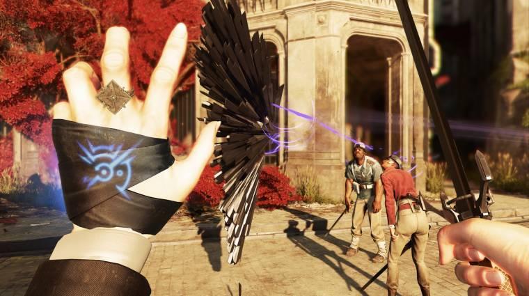 Dishonored 2 - megérkezett a New Game Plus, jövőre más opciók is jönnek bevezetőkép