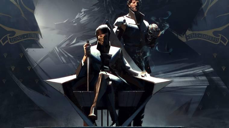 Ilyen lenne a Dishonored 2 hullámvasútként bevezetőkép