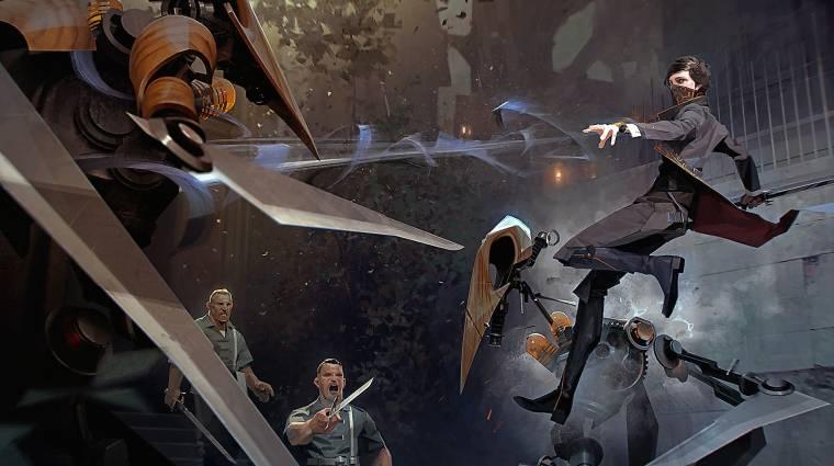 Készül a Dishonored asztali szerepjáték bevezetőkép