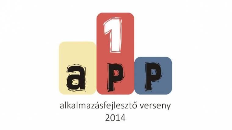 1app alkalmazásfejlesztő verseny - van 1 jó appod? bevezetőkép