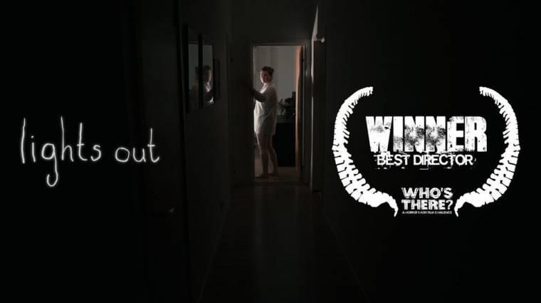 Lights Out - kétperces horror, ami miatt ma lámpánál alszol el bevezetőkép