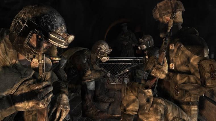 Visszadobták a Metro 2033 film forgatókönyvét, egyelőre nem dolgoznak tovább rajta bevezetőkép