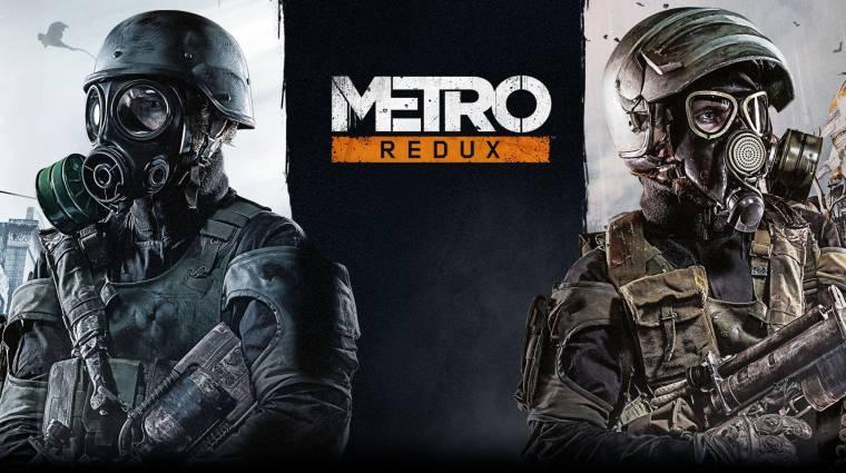 Tényleg megjelenik Nintendo Switchre a Metro Redux bevezetőkép
