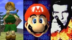A srác, aki egyszerre három klasszikus játékot vitt végig kép