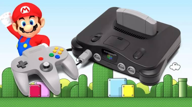 Retró kvíz: mennyire emlékszel a Nintendo 64-re? kép
