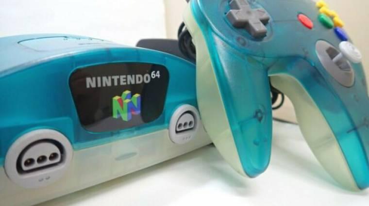 Egy soha meg nem jelent Nintendo 64-es játék került elő játszható állapotban bevezetőkép