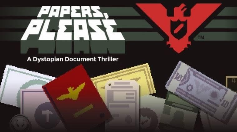 Papers, Please - ingyen, magyar felirattal nézheted a díjnyertes játék rövidfilmes adaptációját bevezetőkép