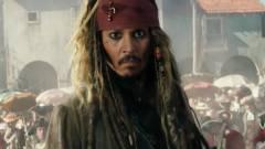 A karib-tenger kalózai reboot - ennyit spórolhat a Disney Johnny Deppen kép