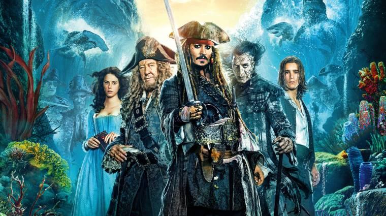 Petíció indult arra, hogy a Disney visszahozza Jack Sparrow-t bevezetőkép