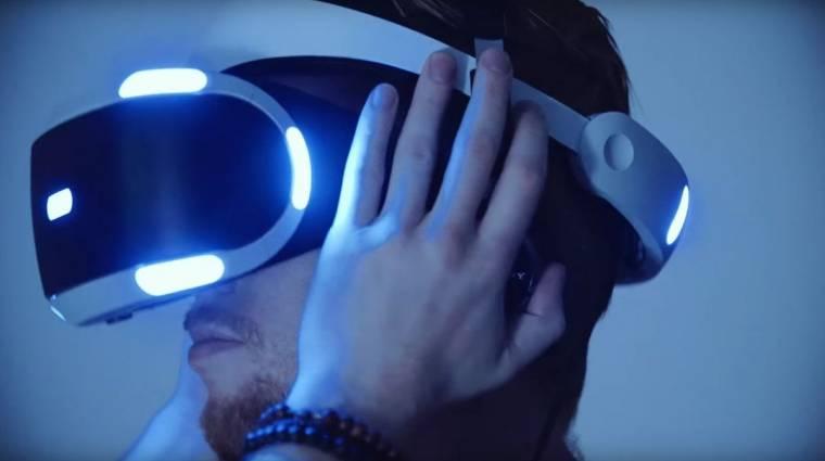 PGW 2015 - rengeteg játék készül a PlayStation VR-ra (videó) bevezetőkép