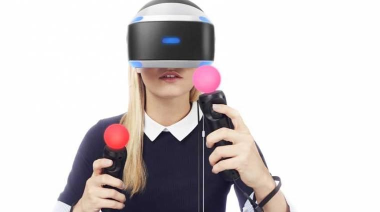 Hivatalos: jön az új PlayStation VR, ezt lehet tudni most róla bevezetőkép