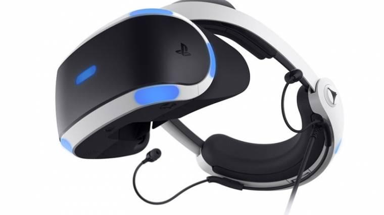 A Sony a PS VR 4,2 milliós eladási számát ünnepli bevezetőkép
