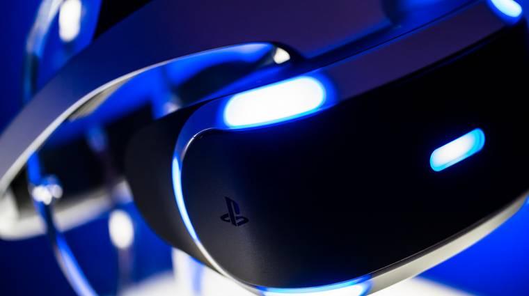 A VR játékok kapták a főszerepet a PlayStation első idei előadásán bevezetőkép