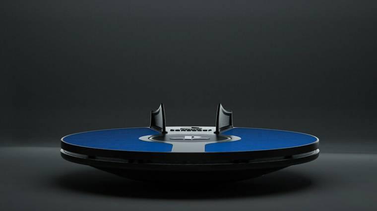 Lábbal irányítható eszközzel bővül a PlayStation VR eszköztára bevezetőkép