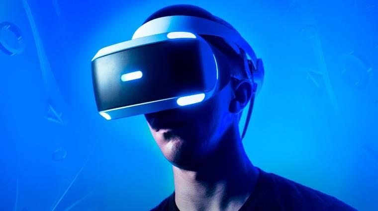 Ekkor érkezhet a PlayStation VR 2 és az Oculus Quest 3 kép