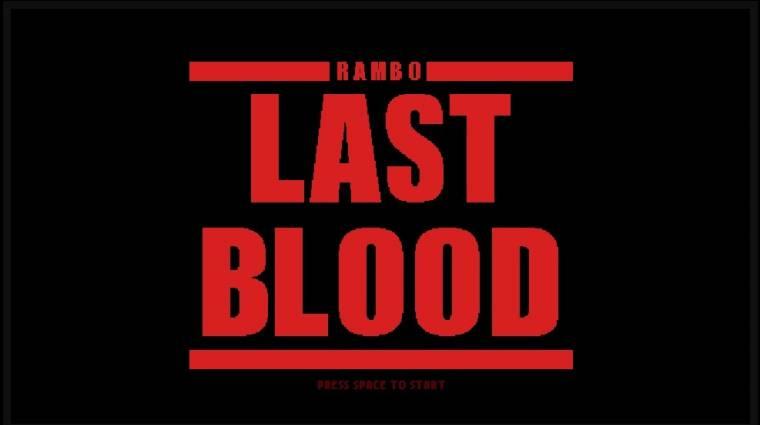 A legjobb Rambo játék, amivel valaha játszottál bevezetőkép