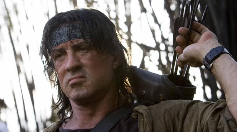 Rambo: Last Blood - kiszivárgott az első előzetes bevezetőkép