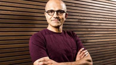A Microsoft Satya Nadellát választotta meg az igazgatótanács elnökévé kép