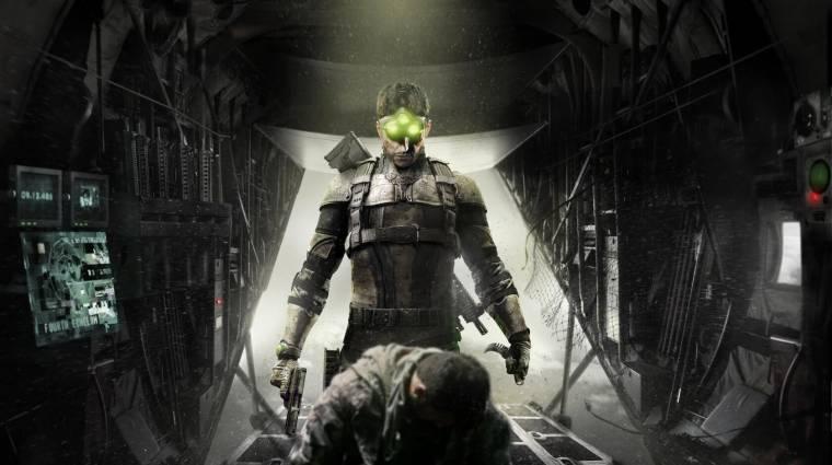 A Netflix megvillantott három Ubisoftos sorozatot, például a Splinter Cellt is bevezetőkép