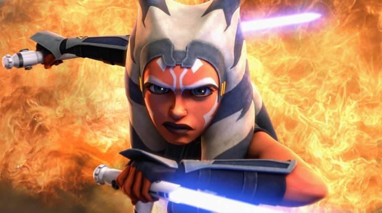 Ahsoka is feltűnhet a Star Wars IX: Skywalker korában? bevezetőkép