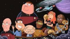 Family Guy: The Quest for Stuff - Star Trek frissítés jött, eredeti szinkronnal kép