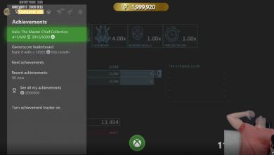 Kétmillió lett a világ legmagasabb Xbox Live Gamerscore-ja