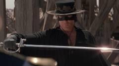 Játék készül Zorro kalandjaiból kép