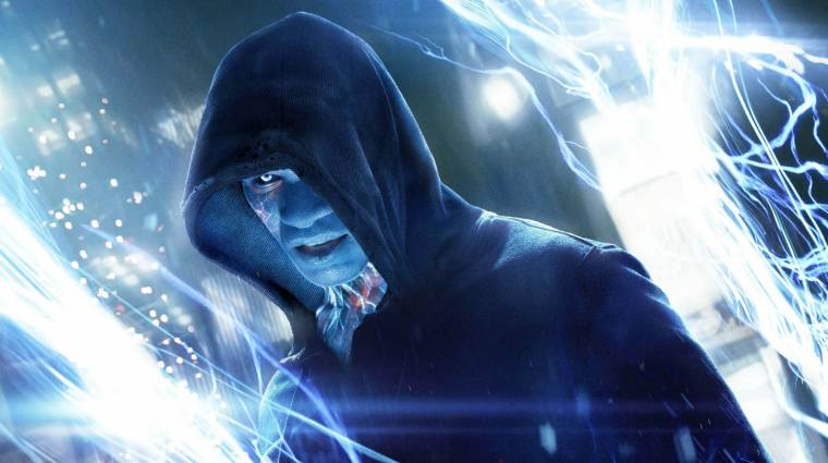 BRÉKING: Jamie Foxx visszatérhet Electróként a Pókember folytatásában! kép