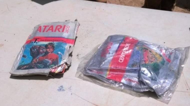 Több mint százezer dollár gyűlt össze a kiásott Atari kazetták eladásaiból bevezetőkép