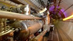 Csökkenő állásidő a CERN-ben kép