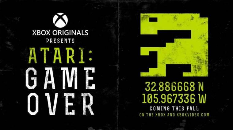 Atari: Game Over - megvan a premier dátuma bevezetőkép