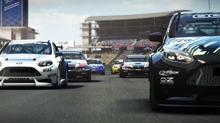 GRID Autosport - jóváteszik vele a GRID 2 hibáit bevezetőkép