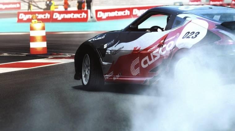 GRID Autosport bejelentés - itt a Codemasters következő játéka! (videó) bevezetőkép
