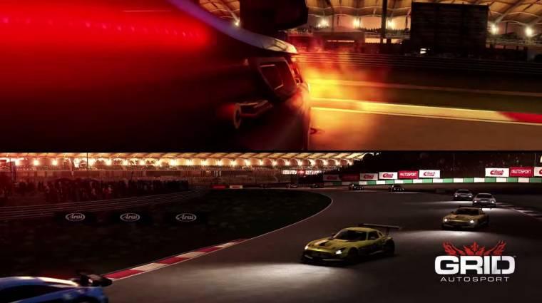 GRID Autosport - a Black Edition, amiből nem mindenki kap bevezetőkép