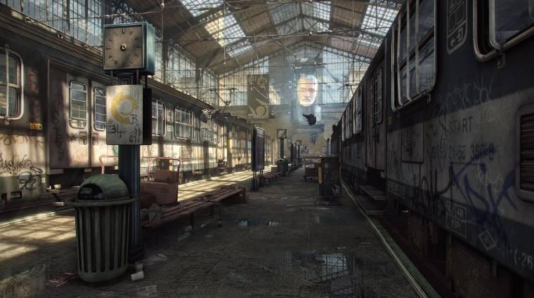 Half-Life 2 - ilyen lehetett volna 12 éve egy next-gen verzió bevezetőkép