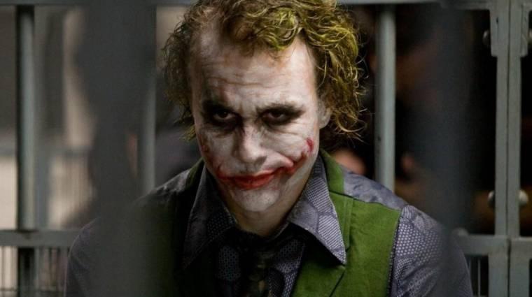 Heath Ledger eredetileg azt tervezte, hogy visszatér Jokerként bevezetőkép
