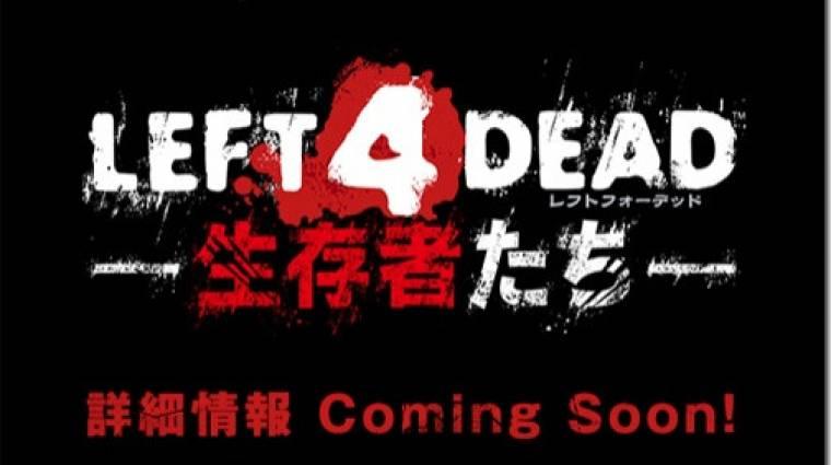 Left 4 Dead: Survivors - játékterembe mennek a zombik bevezetőkép