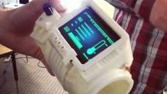 Fallout - működő Pip-Boy-t készítettek asztronautáknak kép