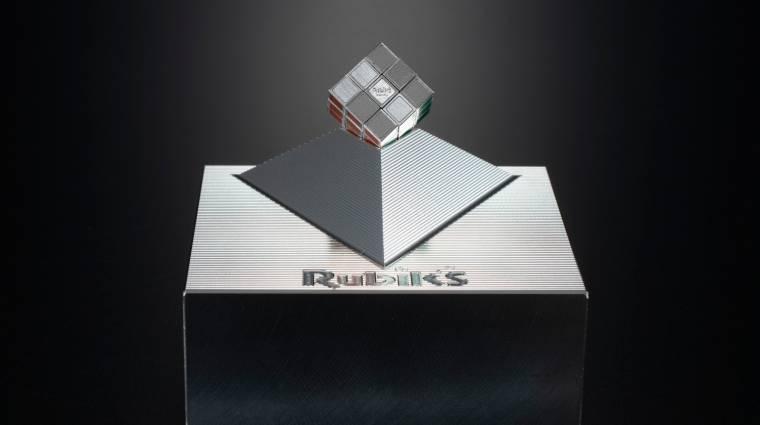 Megszületett a valaha volt legkisebb (hivatalos) Rubik-kocka bevezetőkép