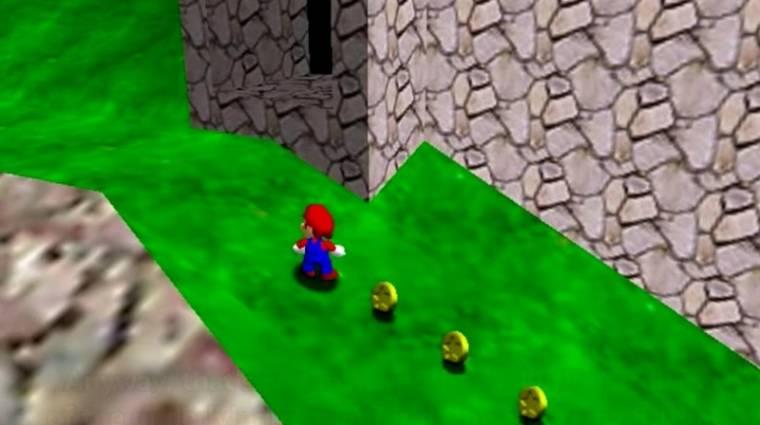 Valószínűleg senki sem fogja tudni megszerezni ezt a Super Mario 64 érmét bevezetőkép