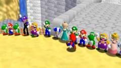 Akár 24-en is nyomhatjuk együtt a Super Mario 64 modjával kép