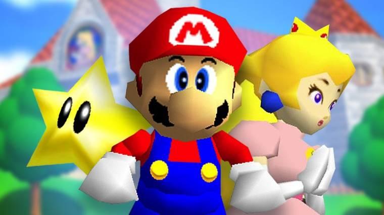 Egy rajongó a Super Mario 64 motorjával kezdett el kísérletezni Minecraftban bevezetőkép