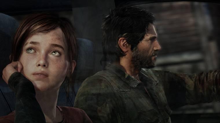 Nézd meg te is, ahogy Nolan North és Troy Baker lefagynak a The Last of Us bevezető részén! bevezetőkép