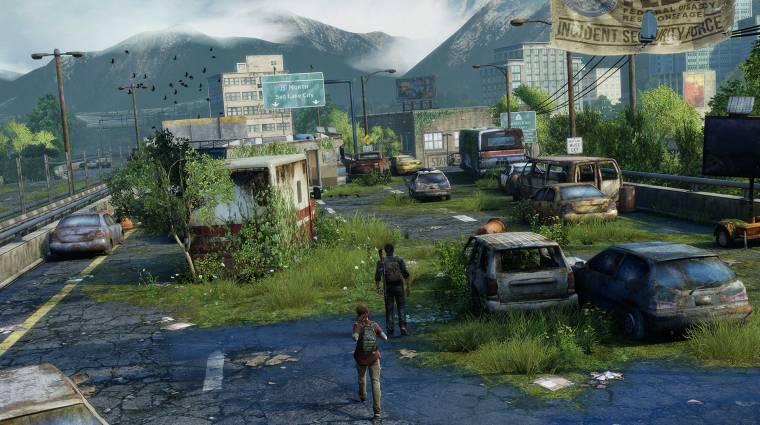 Már PS4-en is gyorsabban tölt be a The Last of Us Remastered bevezetőkép