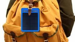 Új generációs napelemes mobiltöltők kép