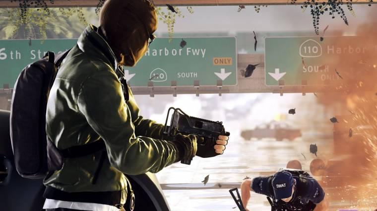 Battlefield: Hardline - jutalmat kapnak a visszatérők bevezetőkép