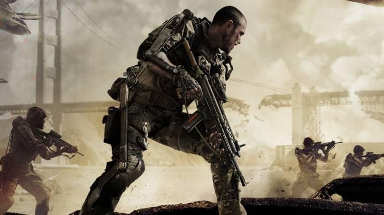 Call of Duty - a világ legjobb videojáték sorozatának választották bevezetőkép
